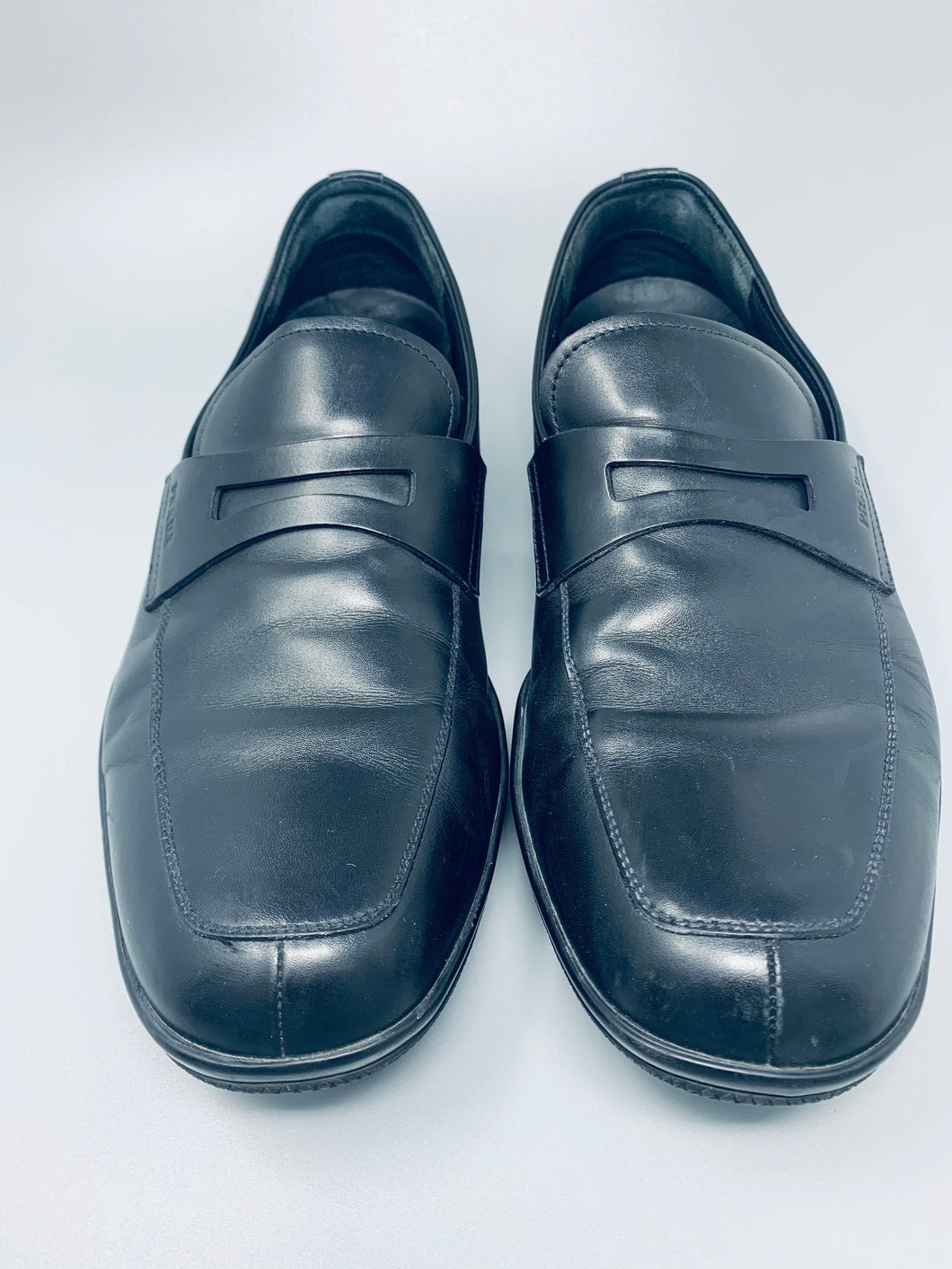 Secondhand Prada Leather Shoes