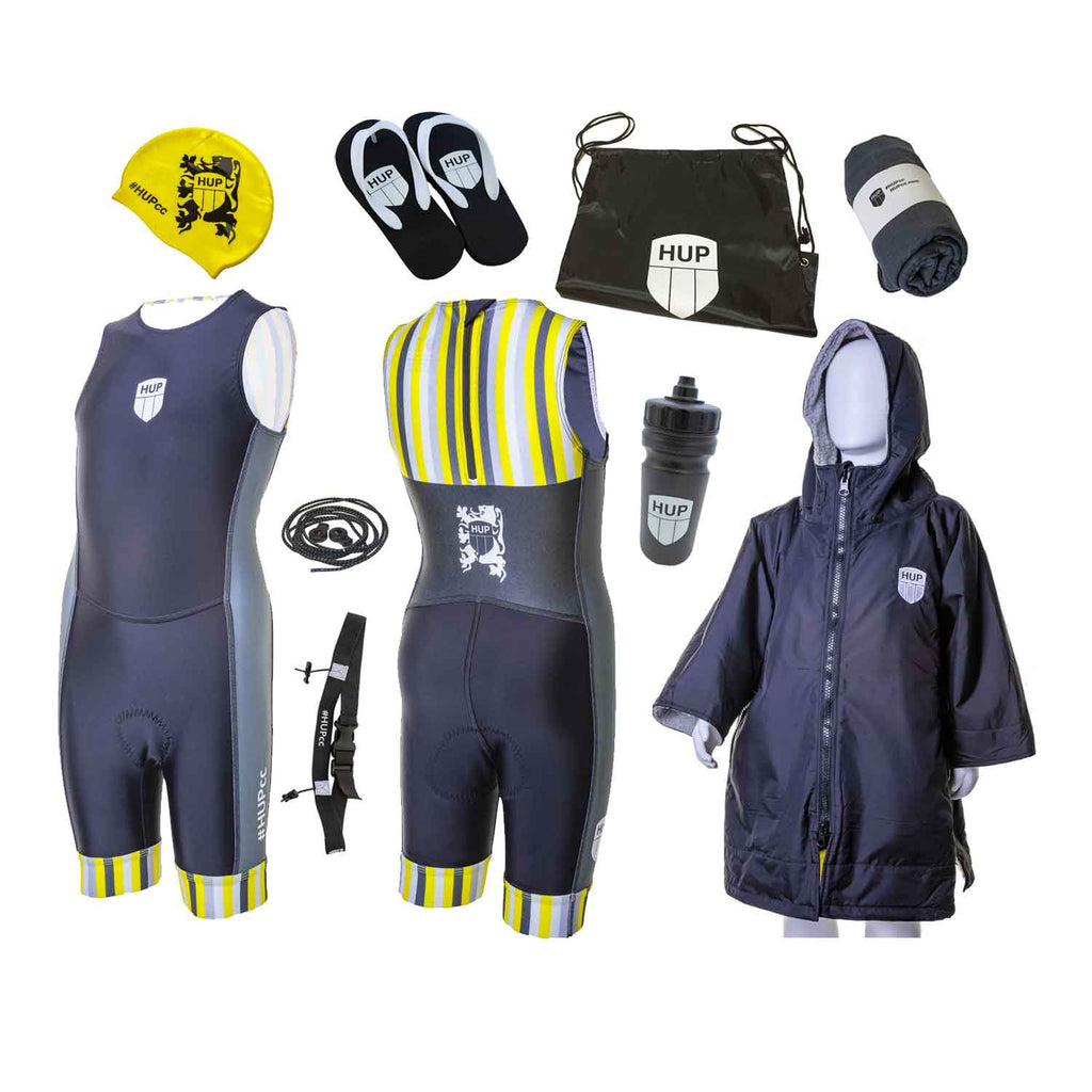 HUP Gold Triathlon Bundle
