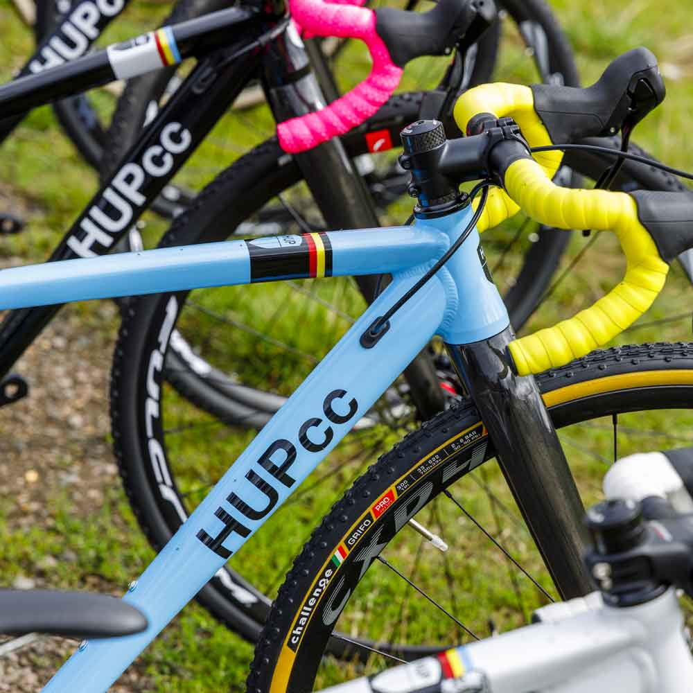HUP evo Cyclo-cross Disc Frameset