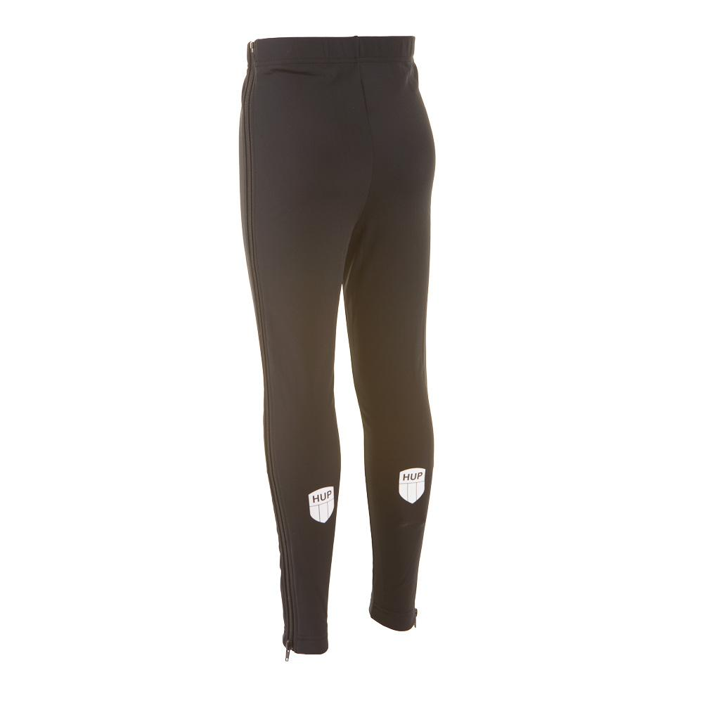 HUP Kids Warm-Up Tights with full length zip