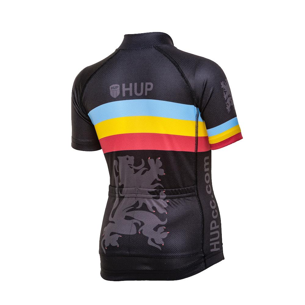 HUP Koppenberg Kids Short Sleeved Cycling Jersey