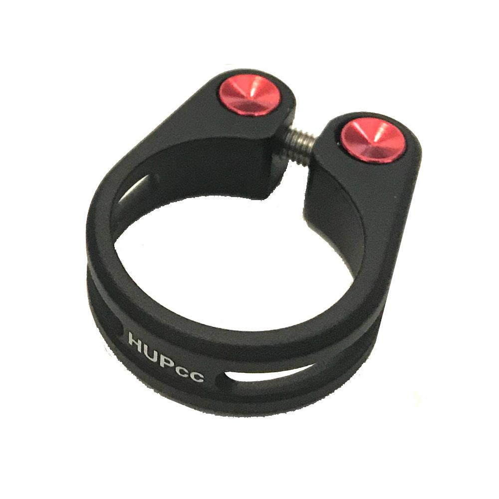 HUP Lightweight 6061 Aluminium Alloy Seat Post Clamp: HUP evo/straatrace/azure