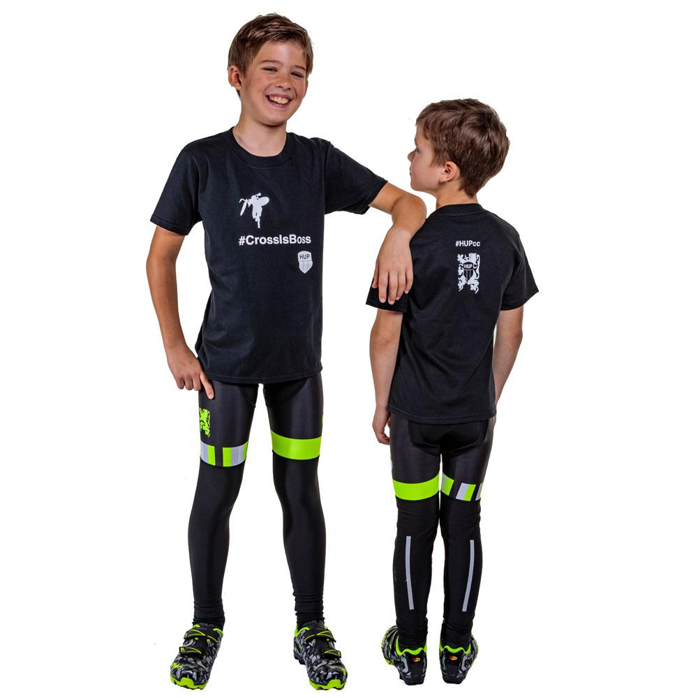 HUP Kids T-shirts: Cycling, Cyclocross and Triathlon