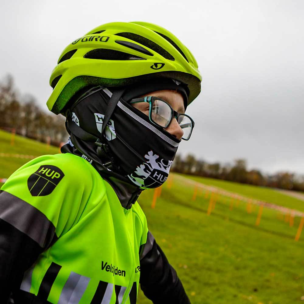 TEAM HUP Kids Winter Cycling Neck Warmer