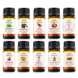 Holiday Collection - Box Set (10 Essential Oils)