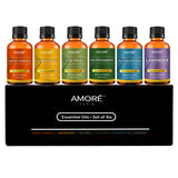 Amoré Favorites - Box Set (6 Essential Oils)