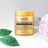 Amoré 24K Gold Facial Mask