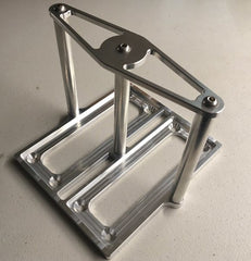 Billet Aluminum Battery Tray - GO Lithium
