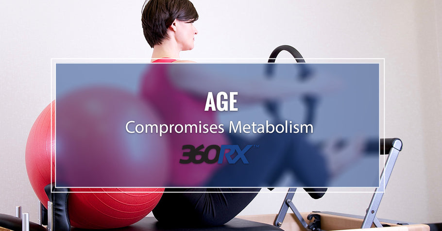 Age Compromises Metabolism
