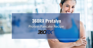 360RX Protalyn Protein Pancake Recipe