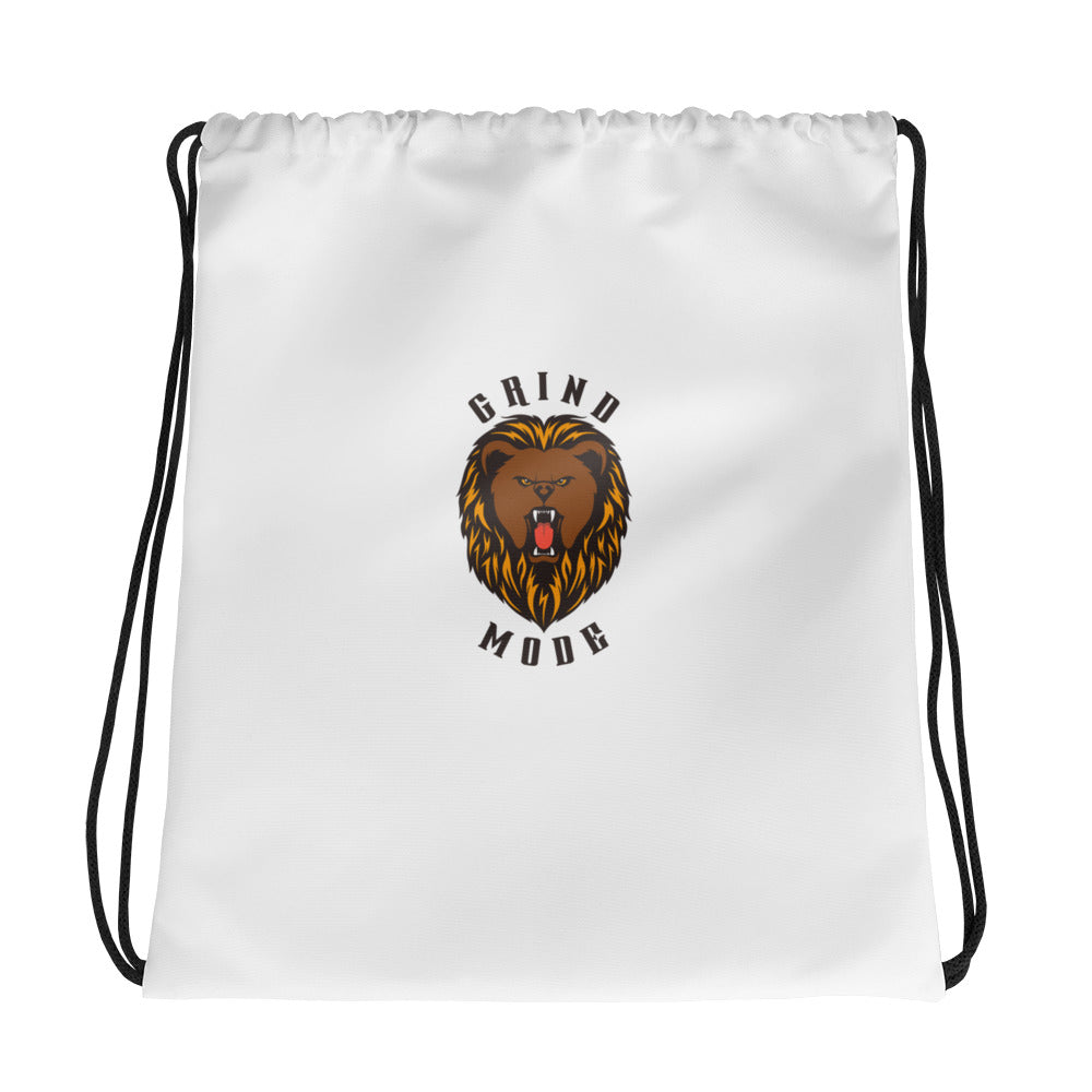 Chapta-City Chaptabois Grind Mode Drawstring Gym Bag / Backpack