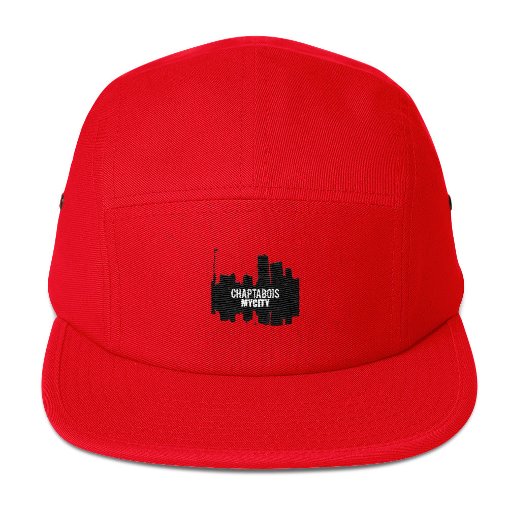 Chapta-City Chaptabois My City Camper Style Five Panel Cap