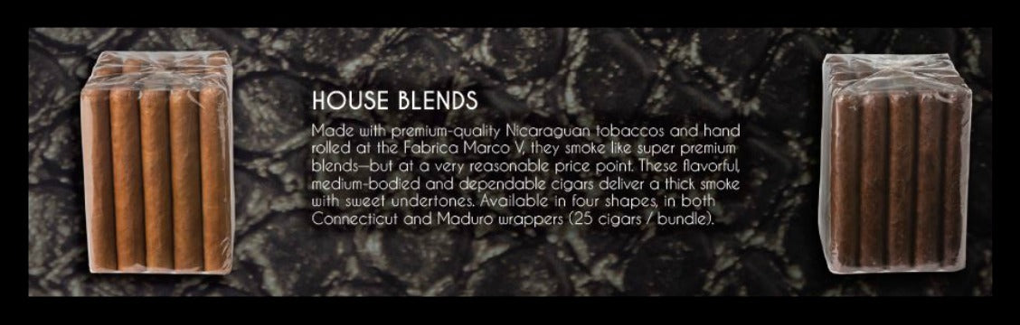 Marco V House Blends