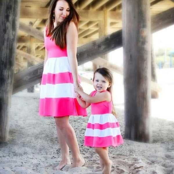 Mother Daughter Dresses.