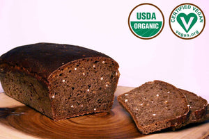 Organic Dark Rye Latvian Bread 29oz