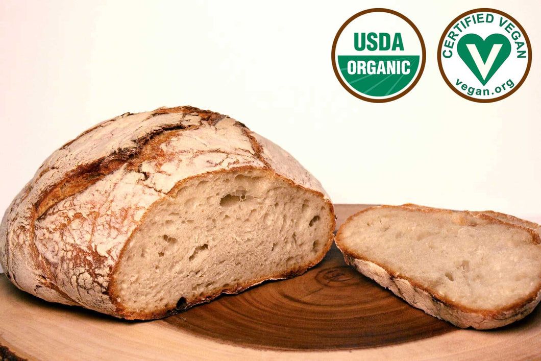 Organic French Sourdough Bread 28oz