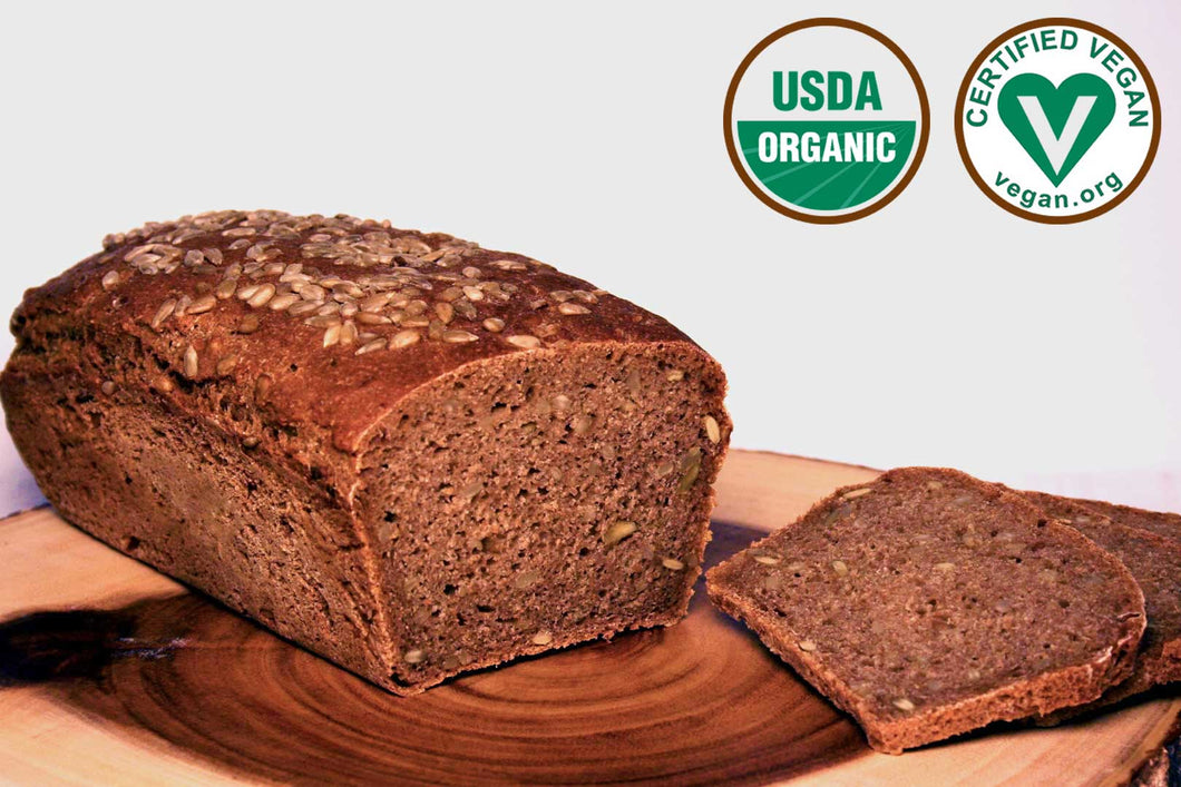 Organic Whole Grain Seed Mix Bread 29oz