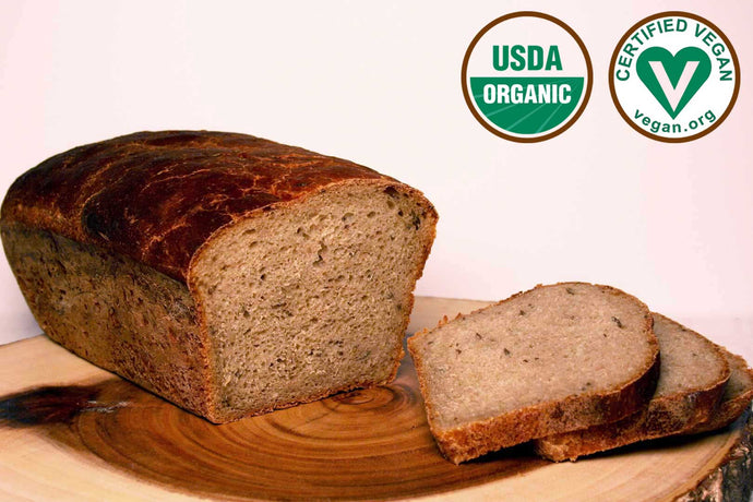 Organic Scalded Sweet & Sour Bread 27oz