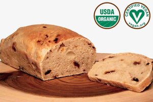Organic Sweet Sourdough Fruit Bread 16oz
