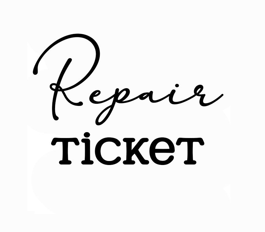 Repair Ticket