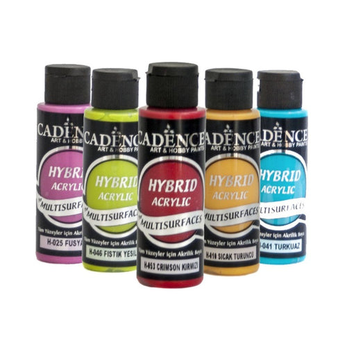 Ideas y Colores - Hibrid Acrílico Multisuperficie CADENCE 70 ml.