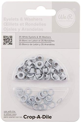 Ideas y Colores - Sets Ojales y Arandelas (Eyelets)