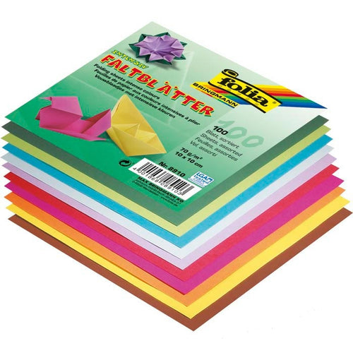 Ideas y Colores - Papel Origami 10x10