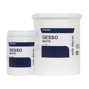 "Ideas y Colores - Gesso Blanco ""Artis Decor"""