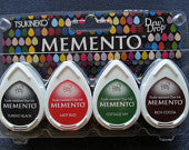 "Ideas y Colores - Sets 4 Tintas ""Memento"" Gotta Have"