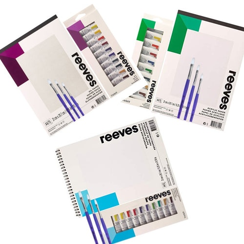 Ideas y Colores - Set de Regalo Reeves