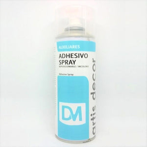 "Ideas y Colores - Adhesivo Spray Reposicionable ""Artis Decor"""