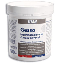 "Ideas y Colores - Gesso ""Titan"" 500 ml."