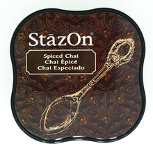 "Ideas y Colores - Tintas ""StazOn Midi"" Chai Especiado"