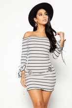 Lil' Baby Dress - Grey