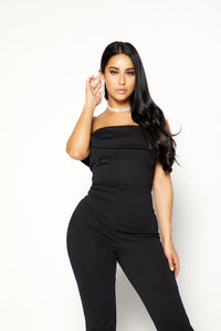 Katrina Jumpsuit - Black