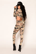 Cadet Kelly Set - Camo