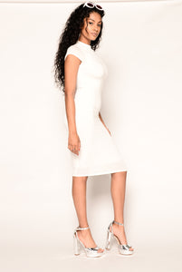 Alana Dress - Off White