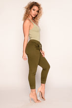 Miss Popular Bodysuit - Olive