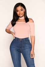 The Other Me Bodysuit - Pink