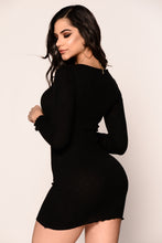 Letty Dress - Black