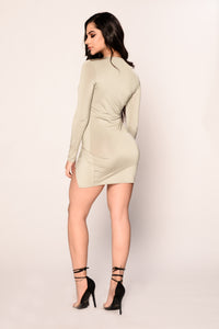 Kylie Dress - Sage