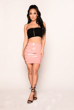 Chainmail Skirt - Pink