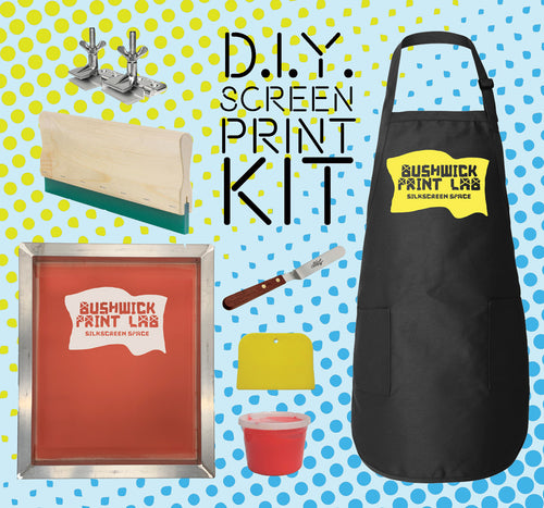 DIY Screenprint Kit