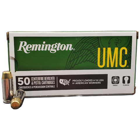 10mm - Remington 180 Grain Full Metal Jacket