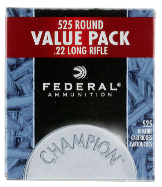 22 Long Rifle - Federal Champion 36 Grain CPHP 525