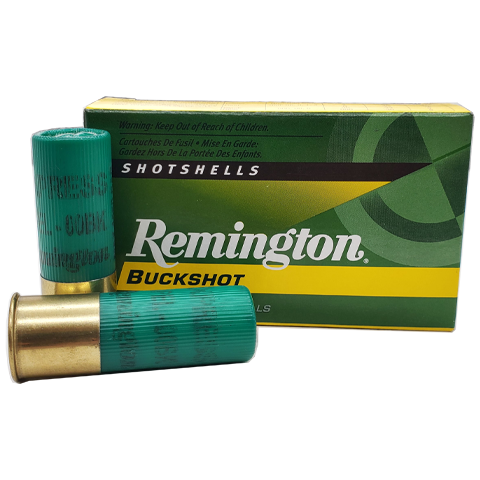 "12 Gauge - Remington 2-3/4"" Express 00 Buckshot"