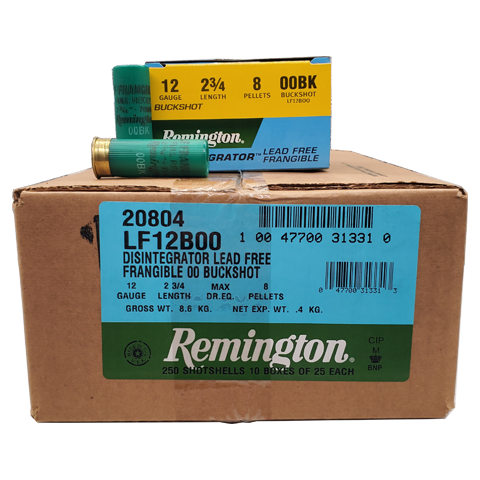 "12 Gauge - Remington LE Frangible 2-3/4"" 00 Buck"
