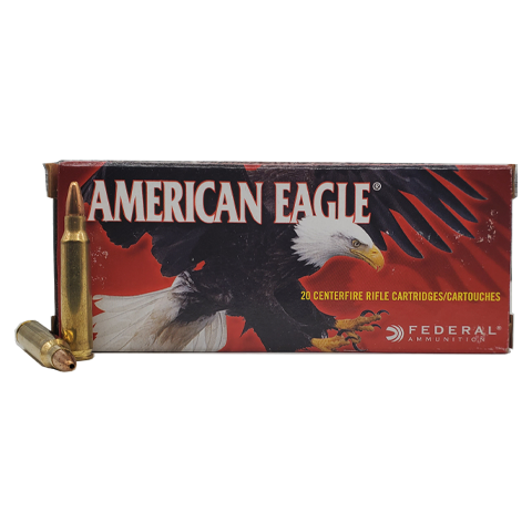 223 Rem - American Eagle 50 Grain Jacketed Hollow Point