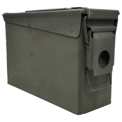 Ammo Can - 30 Cal