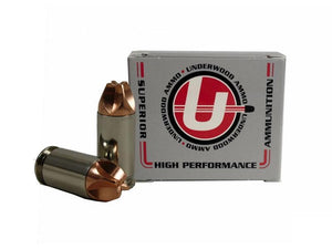45 Auto - Underwood 120 Grain Xtreme Defender